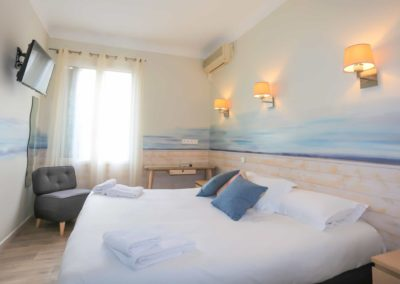 chambre double confort mer
